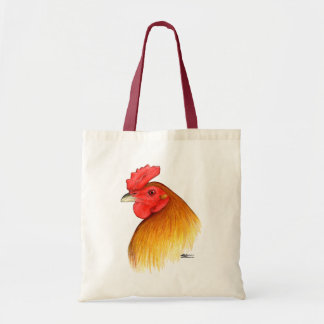 Gamecock Stag Pea Comb Tote Bag