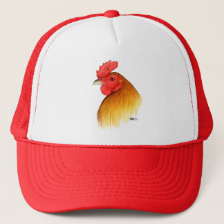 Gamecock Stag Pea Comb Trucker Hat