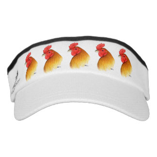 Gamecock Stag Pea Comb Visor