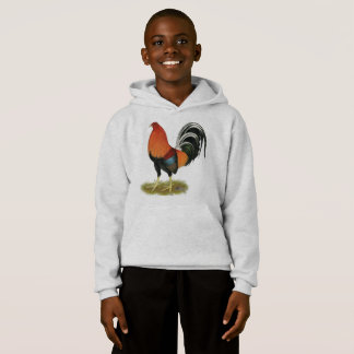 Gamecock Wheaten Rooster Hoodie