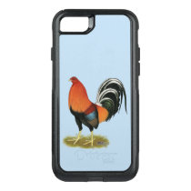 Gamecock Wheaten Rooster OtterBox Commuter iPhone SE/8/7 Case