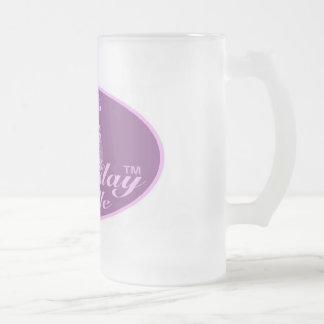 Gameday Belle Large Frosted Mug