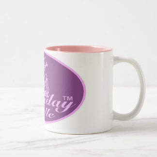 Gameday Belle Two-tone Mug