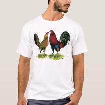 Gamefowl Pair T-Shirt