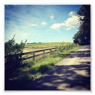 Gameland Fence Photo Art