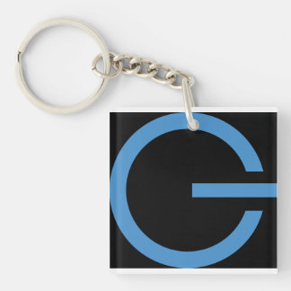GameLaunched Logo Keychain
