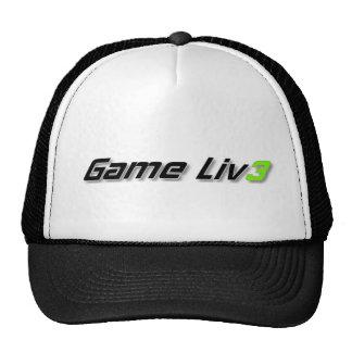 GameLiv3 Hat