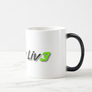 GameLiv3 Morphing Mug