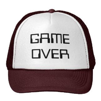 GAMEOVER TRUCKER HAT