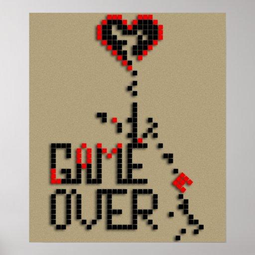 GameOver Print