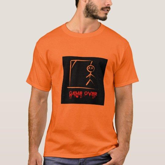 GameOver tee-shirt T-Shirt