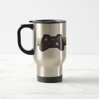 Gamer 15 Oz Stainless Steel Travel Mug