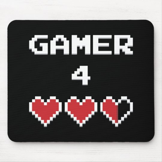 Gamer 4 Life Mouse Pad