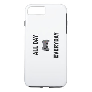 Gamer All Day Everyday iPhone 7 Plus Case