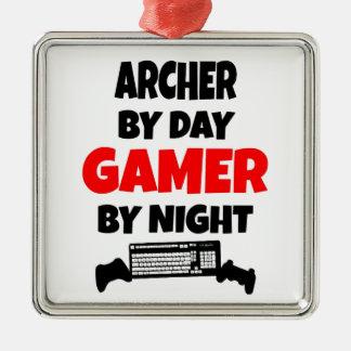 Gamer Archer Ornaments