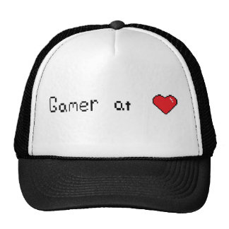 Gamer at Heart Hat