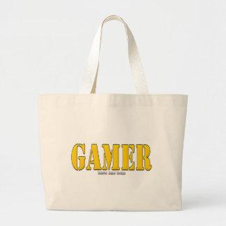 Gamer Jumbo Tote Bag