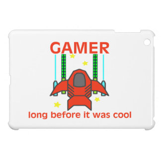 Gamer Before It Was Cool Retro Style iPad Mini Case