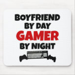 Gamer Boyfriend Mouse Pads