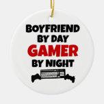 Gamer Boyfriend Ornaments