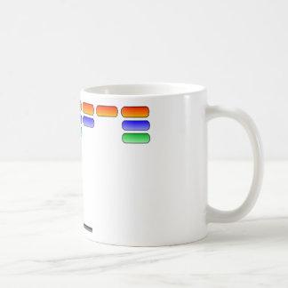Gamer - Brick Shooting Coffee Mug