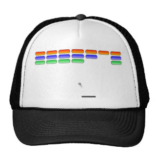 Gamer - Brick Shooting Trucker Hat