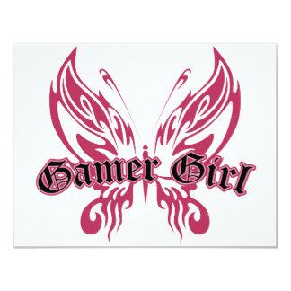 Gamer Butterfly Card