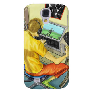 Gamer Galaxy S4 Cover