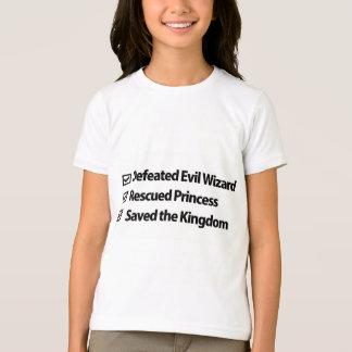 Gamer Checklist T-Shirt