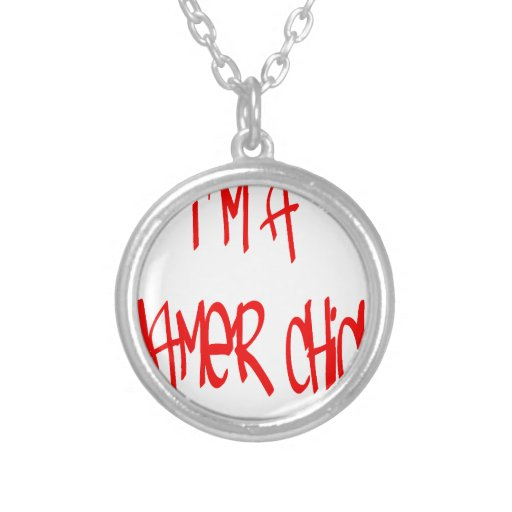 Gamer Chick (Chick) Personalized Necklace