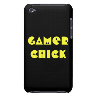 Gamer Chick iPod Touch Case-Mate Case