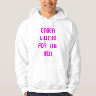 Gamer-Chicks Hooded Pullovers