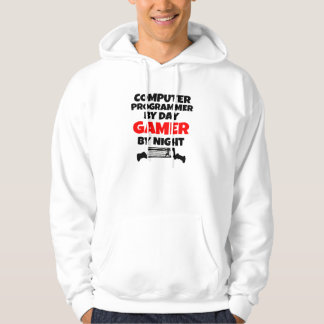 Gamer Computer Programmer Pullover