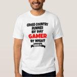 Gamer Cross Country Runner T Shirt