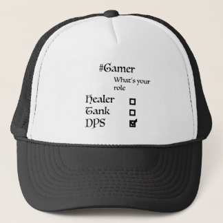 Gamer DPS Trucker Hat