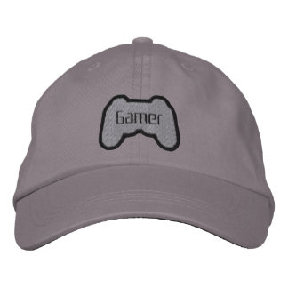 Gamer Embroidered Baseball Hat