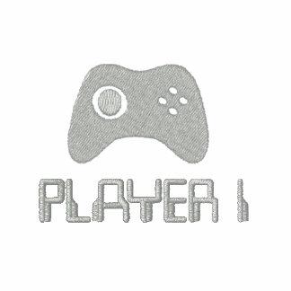 Gamer Embroidered Shirt