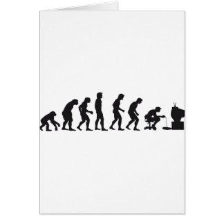 Gamer Evolution Card