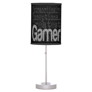 Gamer Extraordinaire Desk Lamp