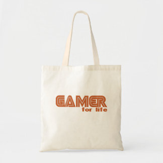 Gamer for Life Budget Tote Bag