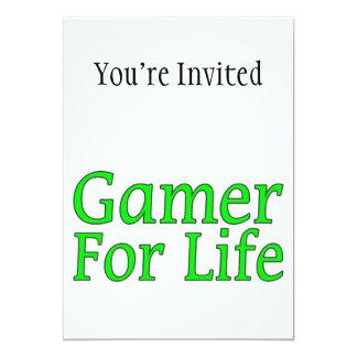 Gamer For Life Card