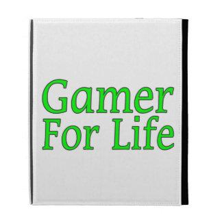 Gamer For Life iPad Folio Case