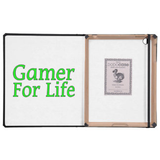 Gamer For Life Case For iPad