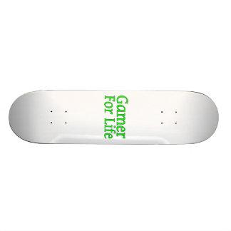 Gamer For Life Skate Board Deck