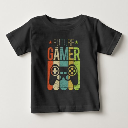 Gamer Game Controller (For Your Baby) Baby T-Shirt