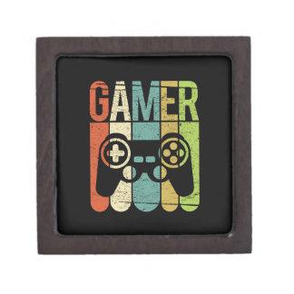 Gamer Game Controller Jewelry Box