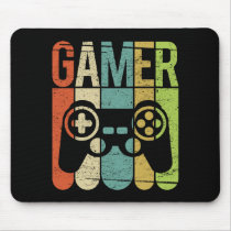 Gamer Game Controller Mouse Pad