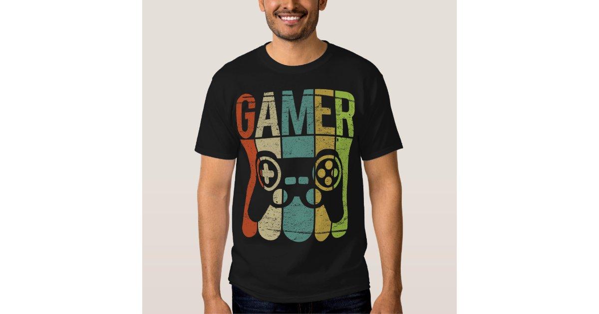 Game controller t shirt