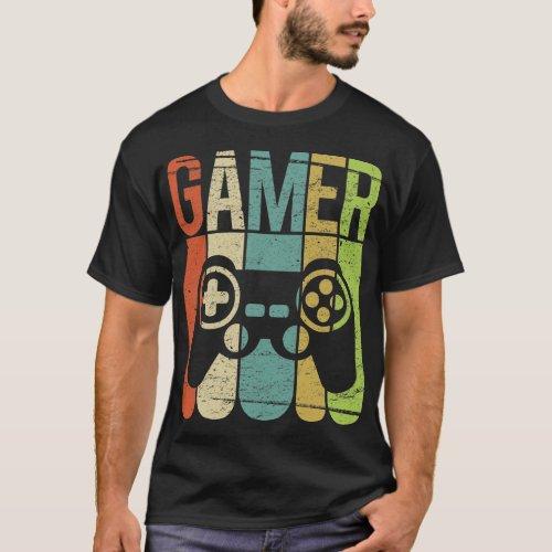 Gamer Game Controller T_Shirt