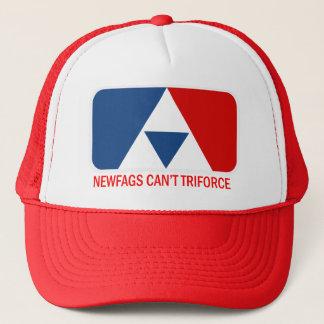 Gamer geek trucker hat